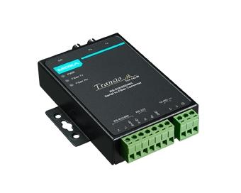 Преобразователь MOXA TCF-142-S-SC-T RS-232/422/485 в одномодовое оптоволокно, разъем SC