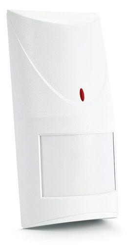 Извещатель SATEL COBALT PRO LR ИК-СВЧ - счетверенный пироэлемент и микроволновый сенсор, (линза LENS LR - коридор) угол обзора 110°х11х10 м при высоте