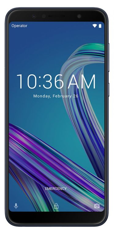 ASUS ZenFone Max Pro (M1) ZB602KL 4/64GB Black