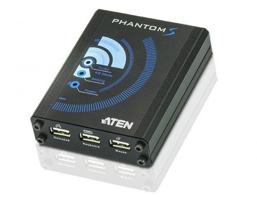 Эмулятор Aten UC3410-AT PHANTOM-S, манипулятора для игровых консолей PS4 / PS3/ Xbox 360/ One