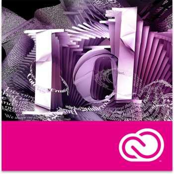 Подписка (электронно) Adobe InDesign CC for teams 12 Мес. Level 2 10-49 лиц. Education Named