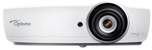 Фото - Проектор Optoma WU470 DLP, WUXGA, 5000 ANSI Lm, 20000:1, TR:1.39-2.09:1, 2.95кг проектор optoma w400 dlp 4000 ansi lm wxga 22000 1 2 41кг