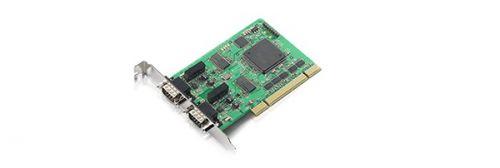 Плата MOXA CP-602E-I-T w/o Cable 2 Port CANbus PCI Express Board, w/Isolation плата moxa cp 134el a i w o cable 4 port pcie board w o cable low profile rs 422 485 w surge w isolation