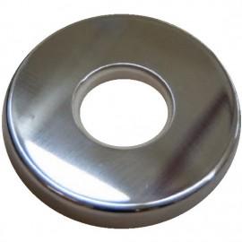 Крышка PERCo PERCo-BH02 0-04 декоративная для стоек, 124 мм для вертикальных стоек BH02