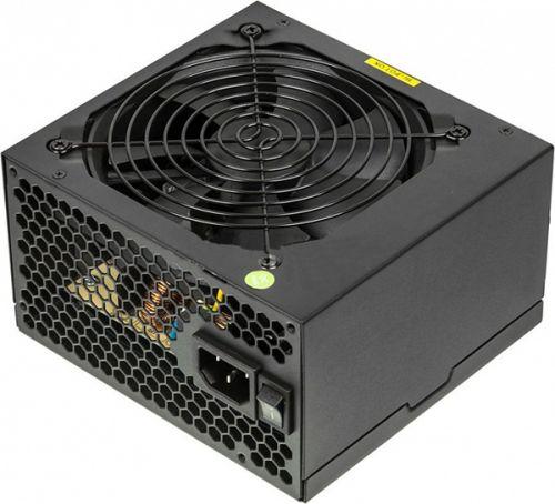 Блок питания ATX ACCORD ACC-450W-80BR 450W, 80Plus Bronze, 24+4+4pin, 120mm fan RTL блок питания atx accord acc 500w 80br 500w 80plus bronze 24 4 4pin 120mm fan rtl