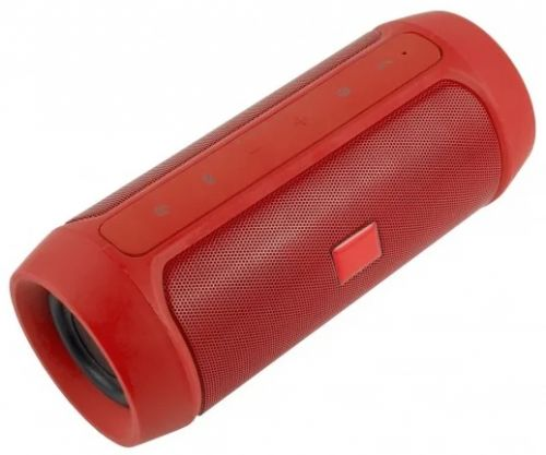 Портативная акустика Red Line BS-02 УТ000017805 красный