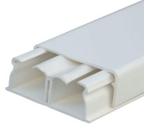 Кабель-канал Legrand 30021 40x16мм 2 отделения, белый (2м)