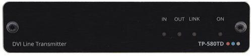 Передатчик Kramer TP-580TD 50-8048701090 HDMI, RS-232 и ИК по витой паре HDBaseT с разъемом DVI-I, до 70м, поддержка 4К60 4:2:0