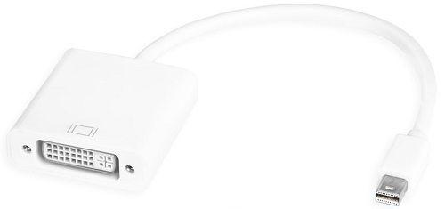 Фото - Переходник GCR GCR-MDP2DVI Apple mini DisplayPort 20M > DVI 24+5F, 04025 переходник kramer mini displayport dvi 99 95200003 mini dp m на dvi f 15см adc mdp df