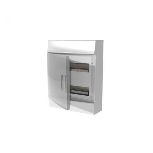 Бокс ABB 1SPE007717F9993 Mistral41 настенный 24М прозрачная дверь (с клемм)