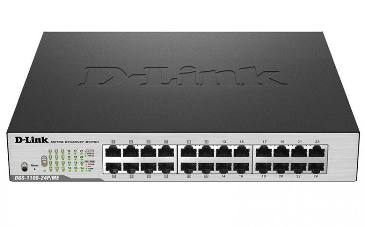 D-link DGS-1100-24P/ME/B2A