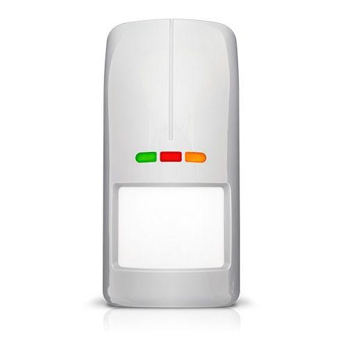 Извещатель SATEL OPAL GY SET цифровой комбинированный, движения ИК+СВЧ, для наружной установки, серый, с комплектом кронштейнов BRACKET C (серого цвет