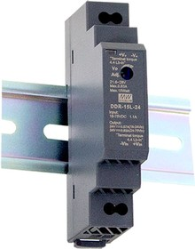 Преобразователь DC-DC модульный Mean Well DDR-15G-24
