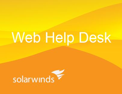 SolarWinds Web Help Desk Per Technician License (1 to 5 named users) License with 1st-Year Maintenanc