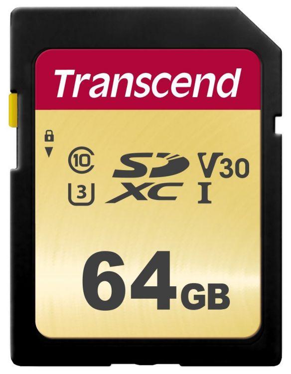 Transcend TS64GSDC500S