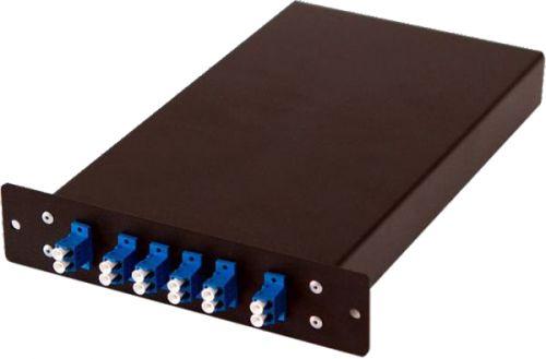 Корпус GIGALINK GL-MX-BOX-1310-1450 для CWDM мультиплексора нижнего диапазона (1310-1450 нм)