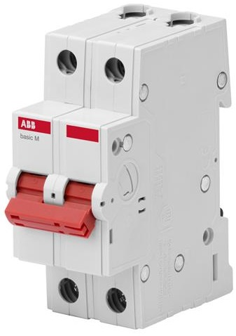 Выключатель нагрузки ABB 2CDD642051R0025 2P 25A BMD51225