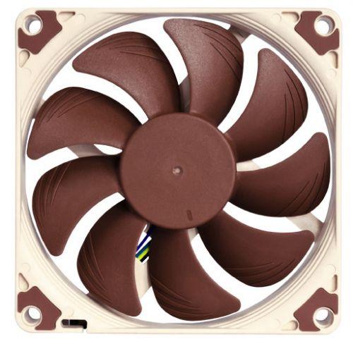 Вентилятор для корпуса Noctua NF-A9x14 PWM 92x92x14 мм, 500-2200 об/мин, 19.9 дБА, 29.72 CFM, 4 pin PWM