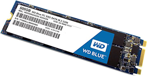 Western Digital WDS500G1B0B