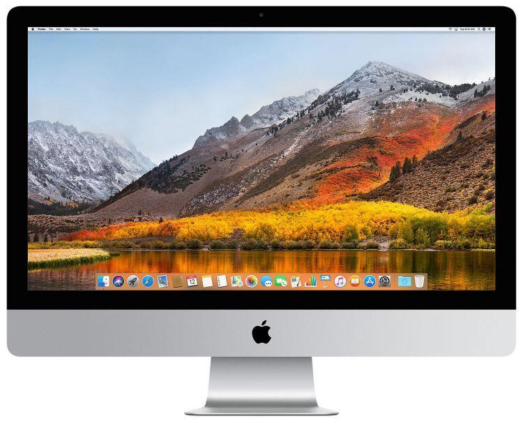 Apple iMac with Retina 5K (Z0TQ000XQ)