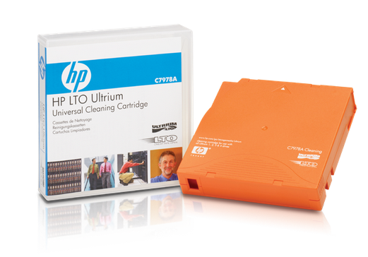 HPE Ultrium Universal Cleaning Cartridge (C7978A)