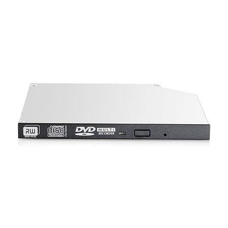 HP SATA DVD-RW, 9.5mm, JackBlack Optical Drive (65224