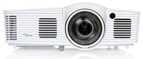 Фото - Проектор Optoma GT1080e 958ZF01GC2E DLP, 3000 ANSI лм, Full HD, 25000:1, 0.49:1, 2.65кг, короткофокусный optoma eh334 full 3d