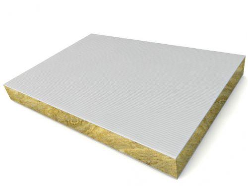 Плита DKC DP1201 из минерал. волокна с огнестойким покрытием 1000х500х52,