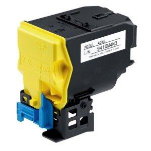 Тонер Konica Minolta TNP-48Y A5X0250 Toner Cartridge Yellow Тонер желтый