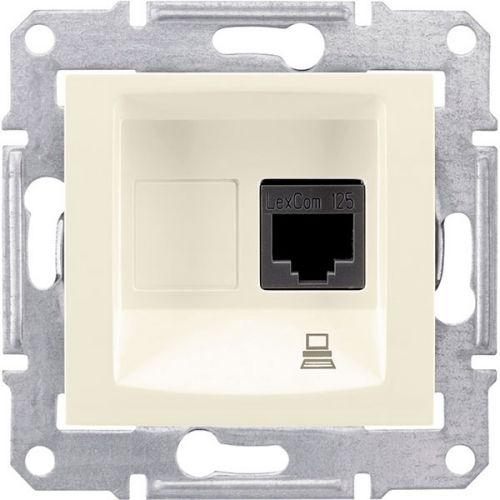 Розетка Schneider Electric SDN4700147  - купить со скидкой