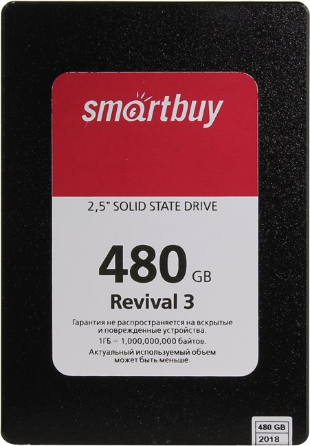 SmartBuy SB480GB-RVVL3-25SAT3