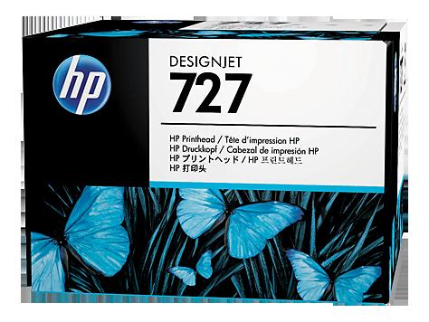 Картридж HP B3P06A №727 Печатающая головка для T920/T1500 ePrinter series