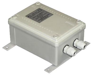 Блок питания Телеинформсвязь БП-3А-Г (3А-У) 12В стабилизированый, ток 3,0 А круглосуточно, импульсный, герметичный (уличный) IP56, пластиковый корпус,