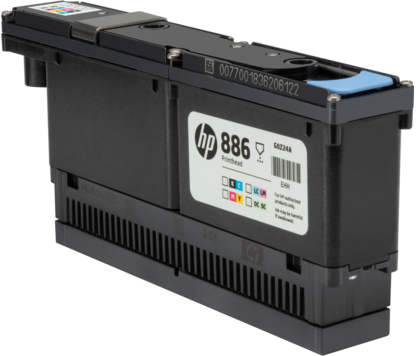 Печатающая головка HP 886 G0Z24A для Latex R1000, R1000 Plus, R2000, R2000 Plus