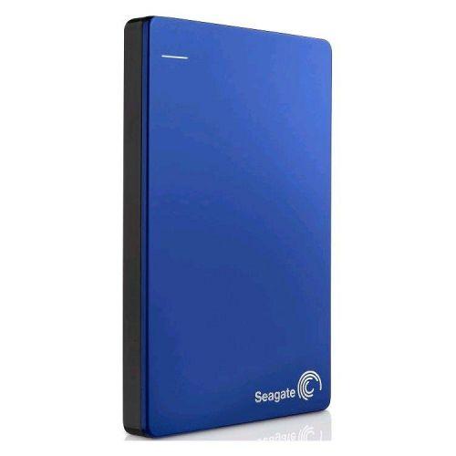 Seagate Внешний жесткий диск 2.5'' Seagate STDR2000202 Backup Plus Slim Portable Drive 2TB USB 3.0 Blue