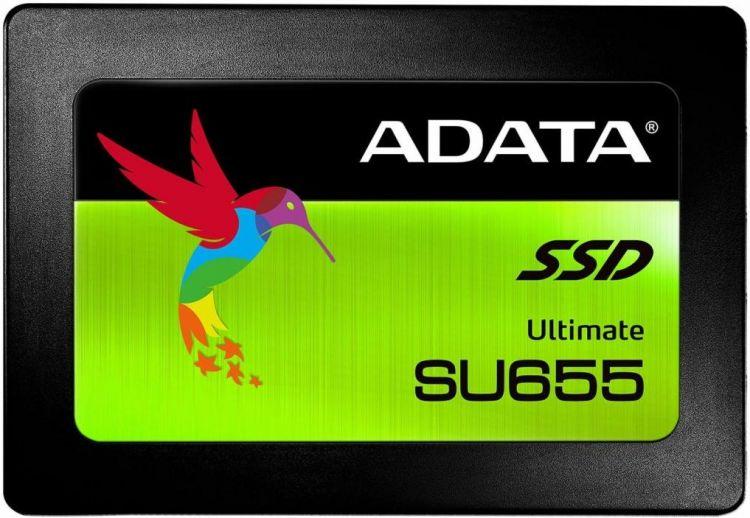 Накопитель SSD 2.5'' A-Data ASU655SS-240GT-C