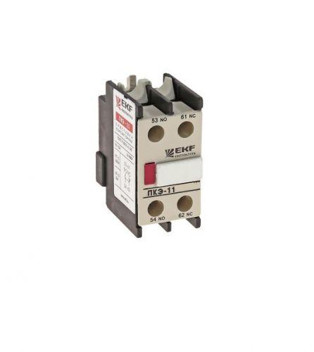 Приставка EKF ctr-sc-23 контактная ПКЭ-11 1НО+1НЗ