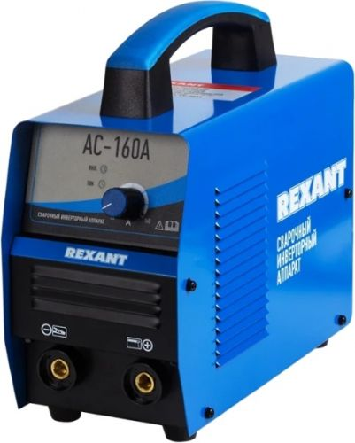 Сварочный аппарат инверторный Rexant 11-0910 АС-160А