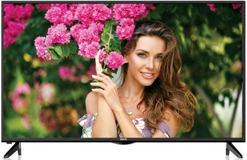Телевизор BBK 43LEX-7173/FTS2C черный/FULL HD/50Hz/DVB-T2/DVB-C/DVB-S2/USB/WiFi/Smart TV