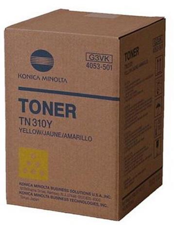 Тонер-картридж Konica Minolta TN-310Y 4053503 желтый Konica-Minolta