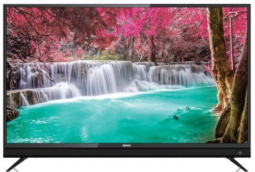 Телевизор BBK 43LEX-8161/UTS2C черный/Ultra HD/50Hz/DVB-T2/DVB-C/DVB-S2/USB/WiFi/Smart TV