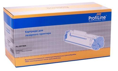 Картридж ProfiLine PL-CE741A для принтеров HP Color LaserJet CP5225/5225n/5225dn Cyan 7300 копий ProfiLine
