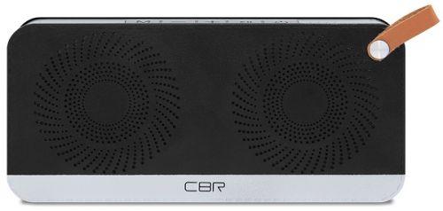 Портативная акустика CBR CMS 147Bt 2х5 Вт, Bluetooth 3.0, воспроизведение с карт памяти, линейный вход, режим