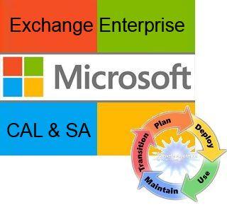 Microsoft Exchange Enterprise CAL Russian LicSAPk OLP A Gov UsrCAL woSrvcs