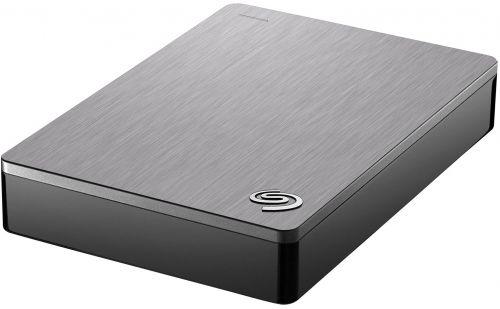 "Seagate Внешний жесткий диск 2.5'' Seagate STDR4000900 Original Backup Plus серебристый, 2.5"", USB 3.0"