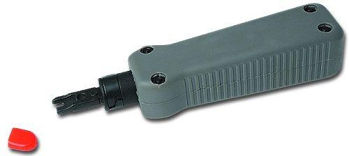 Инструмент Cablexpert T-431 для разделки вит.пары, с ножом, тип 110