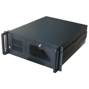 """Корпус серверный 4U Procase B440-B-0 черный, без блока питания, глубина 450мм, MB 12""""x9. 6"""""""