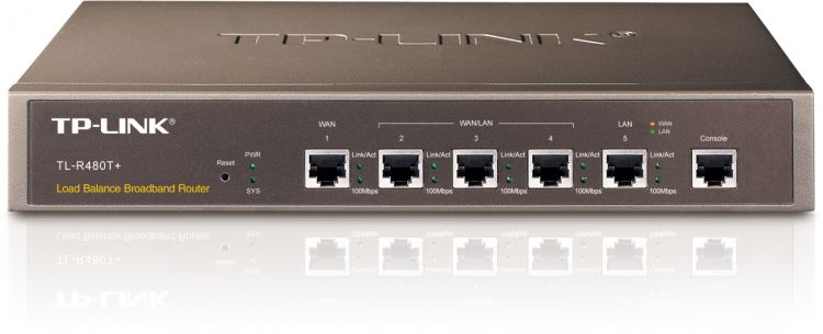 TP-LINK TL-R480T+