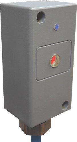 Считыватель ALer AL-RD-05-W холодостойкий. Варианты прокладки кабеля: в стене, климатическое исполнение ХЛ1, расстояние считывания 5 см, карты EM-Mari