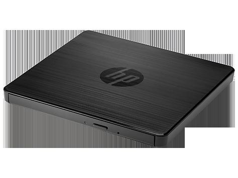 Привод DVD±RW HP F2B56AA Black (черный) External USB 2,0 DVDRW